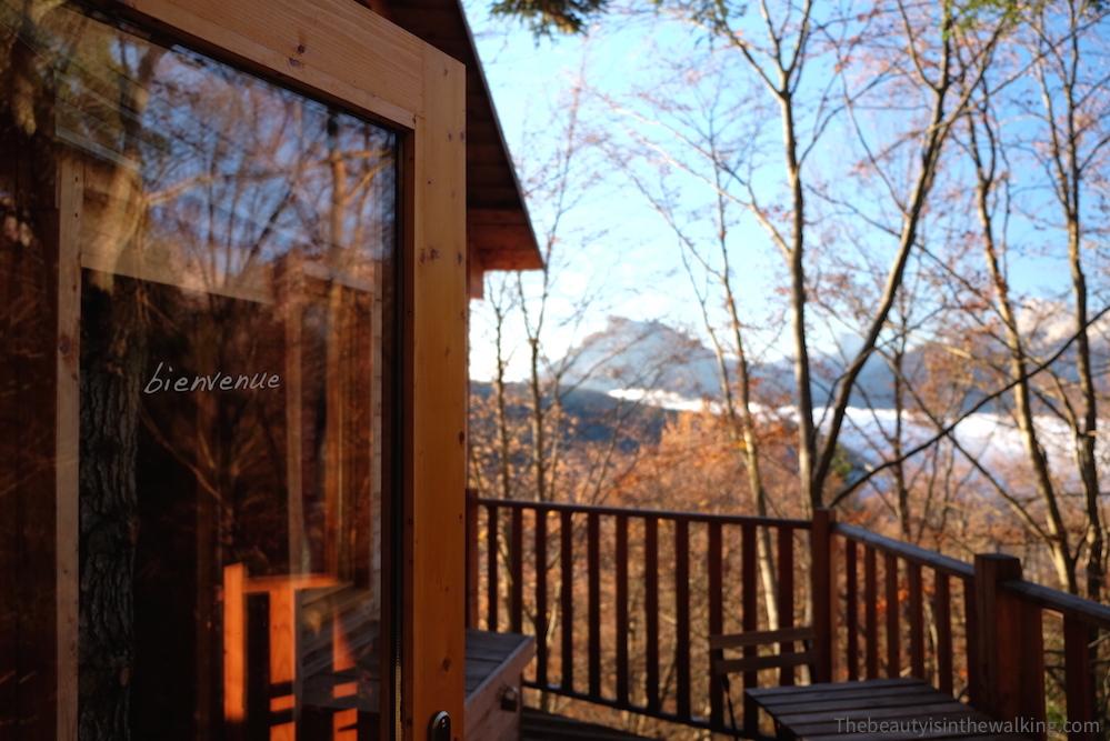 Cabane du Bois Mauret – Vercors, French Alps